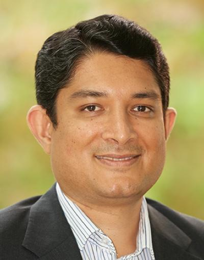 Photo of Dr Manoj Menezes